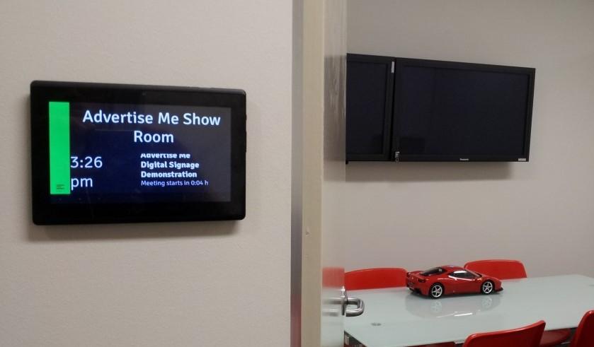 Meeting Room Display
