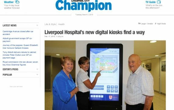 Liverpool-Hospital-Digital-Wayfinding-Liverpool-Champion