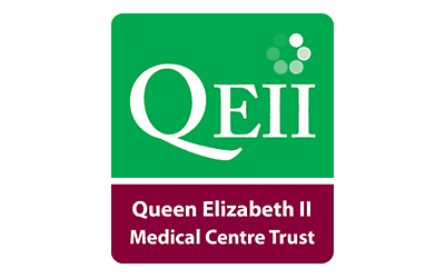 QEIIMC Queen Elizabeth 2 Medical Centre Trust Logo