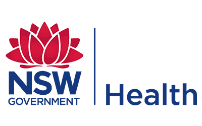 NSW Government Health Logo